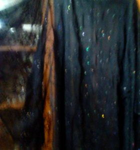 Блузка-пончо