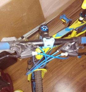Велосипед подрасковый