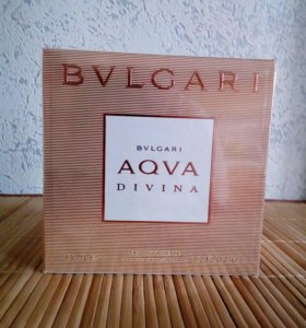 Bvlgari Aqva Divina 65ml