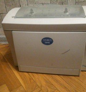 Принтер Minolta pagepro 1100L