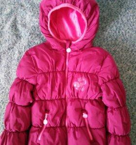 Зимняя куртка 116р