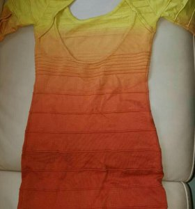 Платье женское S