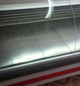 Холодильная витрина б/у.