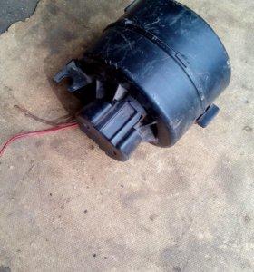 Вентилятор печки на ваз2114