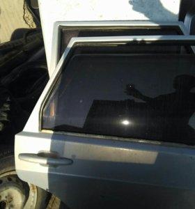 двери багажник разборка