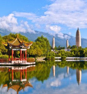 Горящий тур в Китай