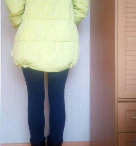 Куртка зимняя 42-46р