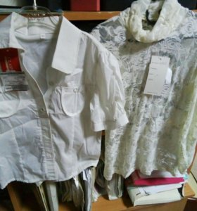 две Блузки по цене  одной