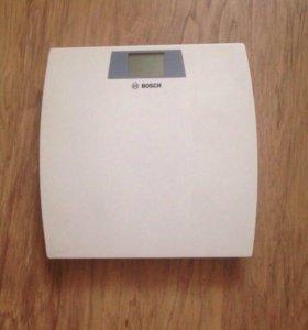 Весы напольные Bosch