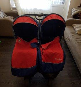 MOBILITY ONE EXPRESS DUO коляска для двойняшек.
