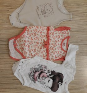 Одежда для девочки Бодики р 62-68