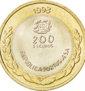 200 эскудо