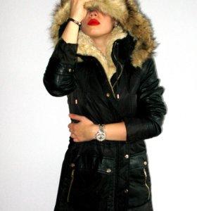 куртка,парка Zara зара