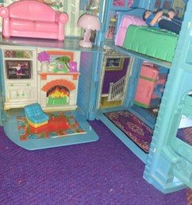 Кукольный домик малый