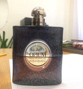 Парфюмерная вода YSL Black Opium