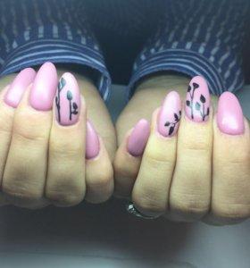 Nail и lash сервис