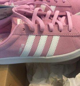 Кроссовки для девочки Adidas оригинал новые р 32