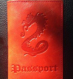 Обложки для паспорта новые