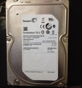 Seagate Constellation ES.2 ST3200645NS 2 Tb