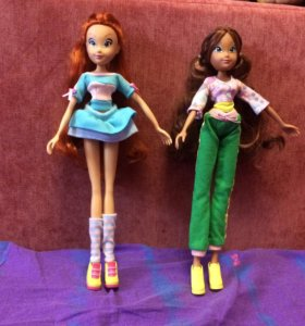 Куклы винкс/winx