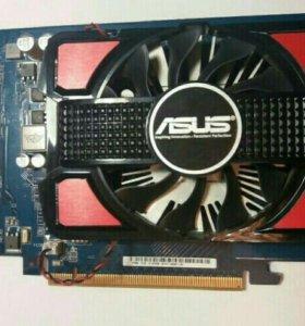 Видеокарта Аsus geforce gt630 2gd3 2gb.