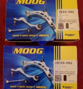 Наконечники рулевой тяги moog.