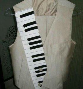 Костюм (брюки + жилетка)