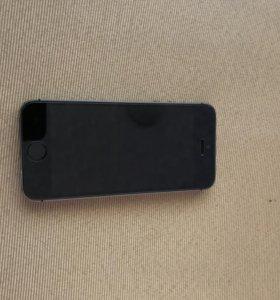 iPhone 5s 16GB Gray LTE
