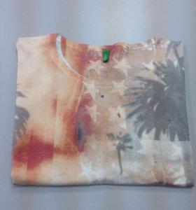М футболка (Benetton)