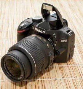 Nikon D3200 18-55 kit
