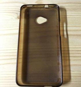 Чехол HTC One Dual sim m7