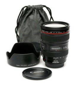 Canon 24-105 F4 USM