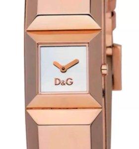 D&G фирменные часы наручные оригинал, новые!!