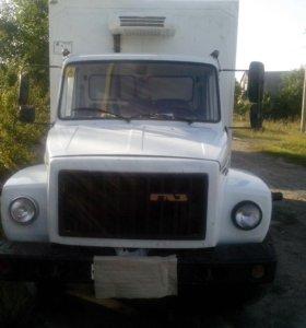 ГАЗ 3309 термобудка с холодильником