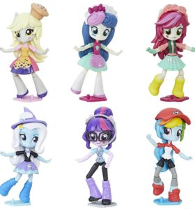 Мини-кукла My Little Pony Equestria Girls