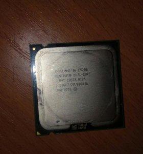Процессор Intel Pentium Dual-Core E5400