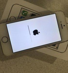 iPhone 5s/gold 16gb