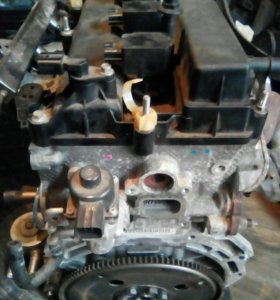 Двигатель Mazda cx-7 2,5.