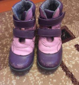Ботиночки на девочку 31 р-р