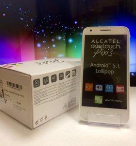 Новый телефон Alcatel One Touch PIXI