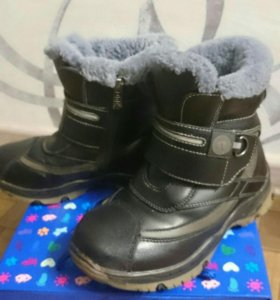 Ботинки зимние размер 30