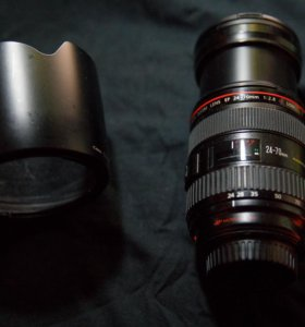 Canon 24-70 2.8L I