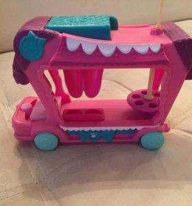 Магазин мороженого на колесах Little Pet Shop