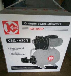 Насосная станция Калибр СВД-650П