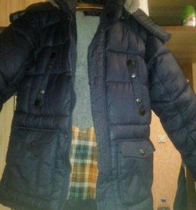Куртка в хорошем состояние