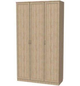 Шкаф для белья 3-х дверный 106
