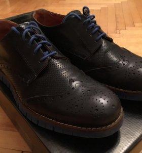 Ботинки мужские El Tempo