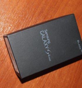 Коробка от Samsung