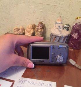 Фотоаппарат в хорошем состояние