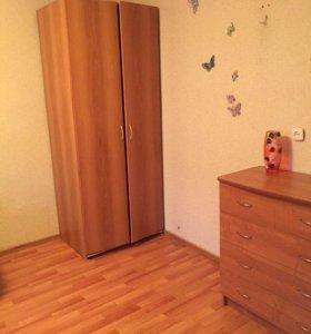Квартира, 1 комната, 28 м²